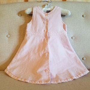 Baby Gap corduroy Jumper dress